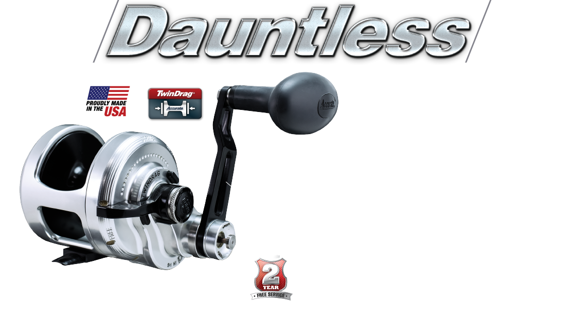 Dauntless Reels