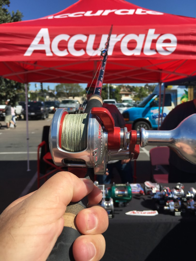 How to Stack Braid and Why? – Accurate Fishing Reels