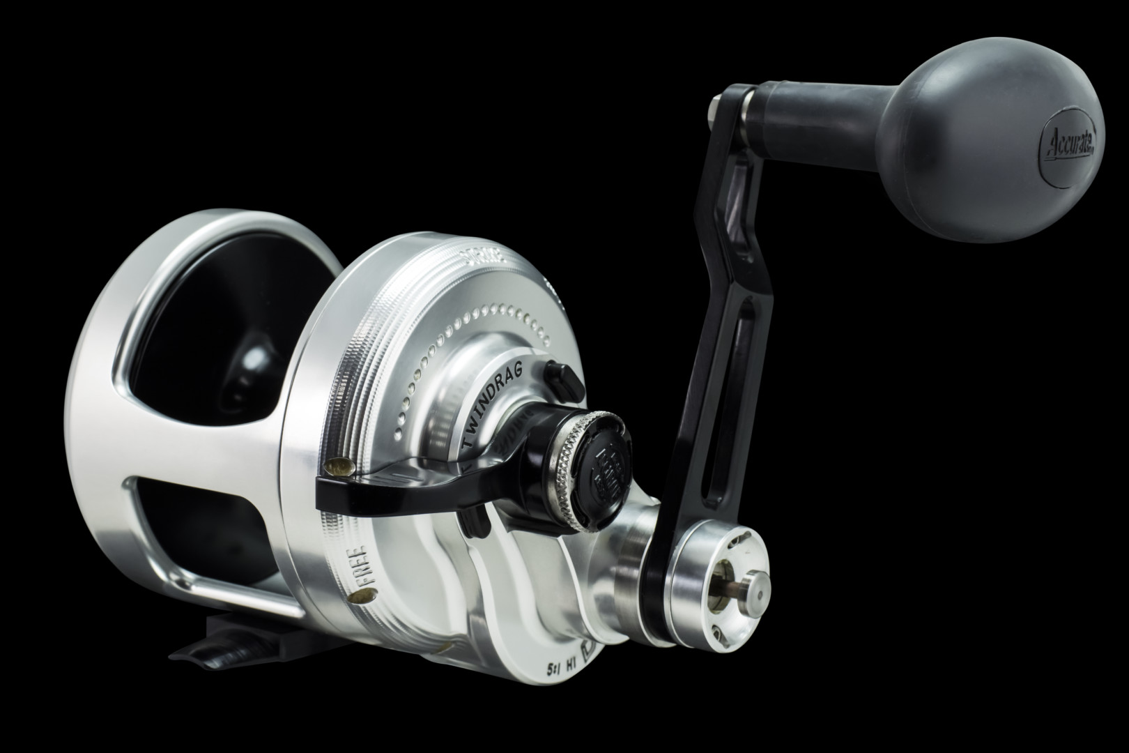 The Right Reel for the Job  – Accurate Fishing Reels